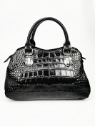 2017 crocodile noble leather fashion female bag lady one shoulder bag aslant bag