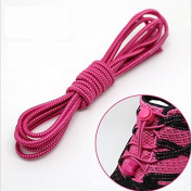 Elastic No Tie Shoe Laces Replacement Shoelaces Flat Elastic No Tying ShoeLace for Running, Athletic, Mens, Womens, Kids …
