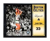 Encore Select 522-50 NBA Boston Celtics Larry Bird Stat Plaque with Photo, 30cm by 38cm