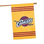 Party Animal NBA Sports Team Logo Cleveland Cavaliers Applique Banner Flag 110cm x 70cm