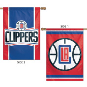 Los Angeles Clippers Flag 28x40 LA 2 Sided Vertical House Banner TWO Designs
