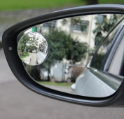 Mitef Glass Blind Spot Mirror Dia 51mm