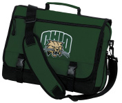 OFFICIAL Ohio University Laptop Bag Ohio Bobcats Messenger Bag