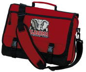 University of Alabama Laptop Bag Alabama Messenger Bag or Computer Bag