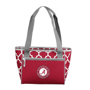 NCAA Alabama Crimson Tide 16 Cooler Can Tote, Cardinal, One Size