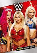 World Wrestling Divas Official 2018 Calendar - A3 Poster Format