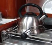 Meridian Zero Galley Kitchen Kettle Sailing