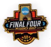 2017 MENS FINAL FOUR PATCH MARCH MADNESS MEN'S FINAL FOUR PATCH PHOENIX NCAA