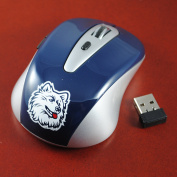 Wireless Mouse College Connecticut Huskies