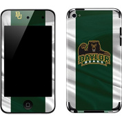 Baylor iPod Touch (4th Gen) Skin - Baylor Bears Jersey Vinyl Decal Skin For Your iPod Touch