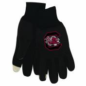 NCAA South Carolina Gamecocks Technology Touch Gloves