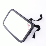 WINOMO Baby Car Mirror for Back Seat and View Rear Facing Infant in Backseat Safe Secure and Shatterproof