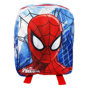 Marvel Spiderman Signs Primary Nursery School Backpack With Two Exercise Book Mealbox