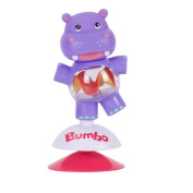 Bumbo Suction Toy, Hildi the Hippo