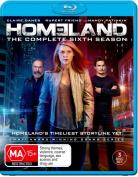 Homeland S6 Blu-ray  [3 Discs] [Region B] [Blu-ray]