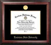 Campus Images LA999GED Louisiana University Gold Embossed, 28cm x 22cm