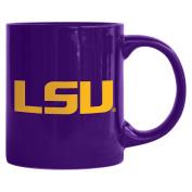 NCAA LSU Tigers Sculpted Rally Mug, 330ml