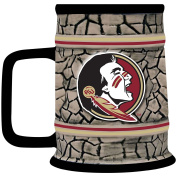 NCAA Florida State University Stone Stein, One Size, Multicolor