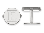 LogoArt Sterling Silver Eastern Michigan University Cuff Links