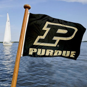 Purdue Boat and Nautical Flag