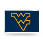 NCAA West Virginia Mountaineers Banner Flag 0.9m by 1.5m