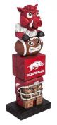 NCAA Arkansas Razorbacks Tiki Totem