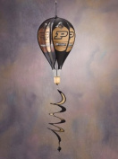 Purdue Boilermakers-Hot Air Balloon Spinner