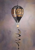 BSI Outdoor Garden Yard Party Decorative Purdue Boilermakers Team Logo Hanging Hot Air Balloon Spinner