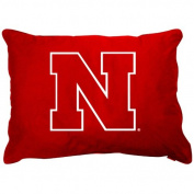 Hunter MFG Pet Bed Pillow, Nebraska University