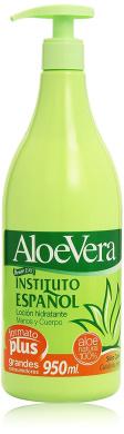 Instituto Español Aloe Vera Body Milk Lotion, 950 ml