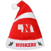 Nebraska Cornhuskers Basic Santa Hat - 2016