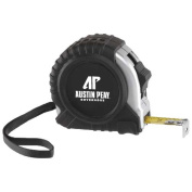 Austin Peay Journeyman Locking 3m Tape Measure 'AP Austin Peay Governors - Official Athletic Logo'