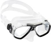 Cressi Focus Scuba Dive Mask, with Mask Strap & Antifog