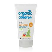 Green People Organic Children Sun Lotion SPF30 – Scent Free 150ml