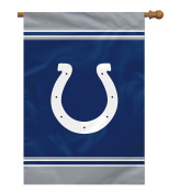NFL Indianapolis Colts 1 Sided House Banner, 70cm x 100cm /One Size, Team Colour