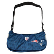 NFL New England Patriots Jersey Team Purse, 12 x 7.6cm x 18cm , Navy
