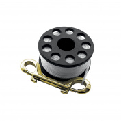 Scubapro Mini Reel Small with Stainless Steel Double Carabiner