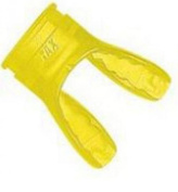 Mares Jax Mouth Piece - Yellow
