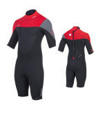 Jobe Perth Shorty 3/2mm Red Wetsuit Men