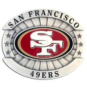 NFL San Francisco 49ers Oversized Buckle