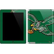 NFL Philadelphia Eagles New iPad Skin - Philadelphia Eagles Retro Logo Vinyl Decal Skin For Your New iPad