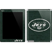 NFL New York Jets iPad 2 Skin - New York Jets Distressed Vinyl Decal Skin For Your iPad 2