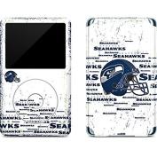 NFL Seattle Seahawks iPod Classic (6th Gen) 80 & 160GB Skin - Seattle Seahawks - Blast White Vinyl Decal Skin For Your iPod Classic (6th Gen) 80 & 160GB