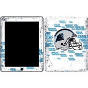 NFL Carolina Panthers iPad Skin - Carolina Panthers - Blast Vinyl Decal Skin For Your iPad