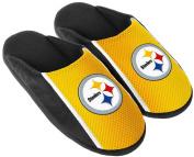 Pittsburgh Steelers NFL Mens Jersey Slide Slipper Adult Sizes
