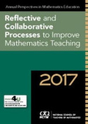Annual Perspectives in Mathematics Education 2017