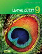 Jacaranda Maths Quest 9 Australian Curriculum 3E LearnON & Print