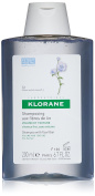 Klorane Shampoo with Flax Fibre 200ml