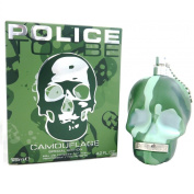 Police to be Camouflage eau de toilette for man 125 ml
