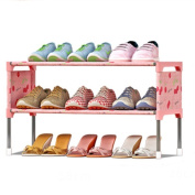 Simple Home Assembly Multi-storey Dormitory Dust Rack A+